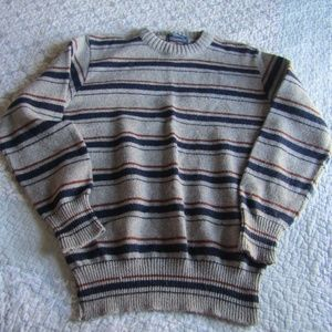 Vintage! Wool Blend Dad Sweater
